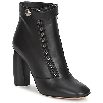 Schuhe Damen Low Boots Marc Jacobs NORVEGIA Schwarz