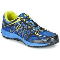 Schuhe Herren Multisportschuhe Columbia CONSPIRACY™ TITANIUM Blau / Schwarz