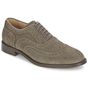 Schuhe Herren Derby-Schuhe Hudson HEYFORD Grau