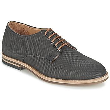 Schuhe Damen Halbschuhe Hudson HADSTONE Schwarz