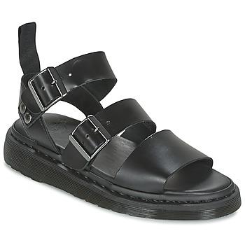 Schuhe Damen Sandalen / Sandaletten Dr Martens Gryphon Schwarz