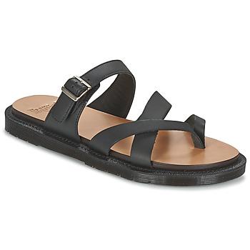 Schuhe Damen Sandalen / Sandaletten Dr Martens Kassy Schwarz