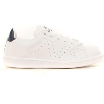 Schuhe Damen Sneaker Low Cassis Côte d'Azur Baskets Marine blanc et marine Weiss
