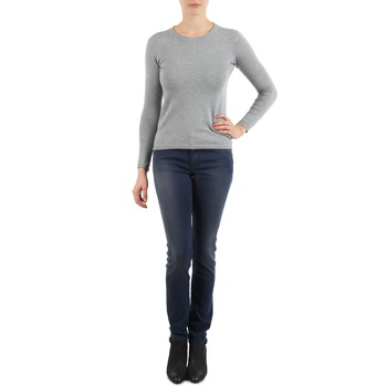 Kleidung Damen Slim Fit Jeans Meltin'pot MARIAN Blau