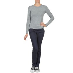 Kleidung Damen Slim Fit Jeans Meltin'pot MARIAN Blau