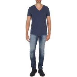 Kleidung Herren Straight Leg Jeans Meltin'pot MARTIN Blau