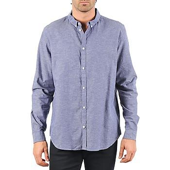 Hemden Cheap Monday DAMON BD SHIRT Blau 350x350