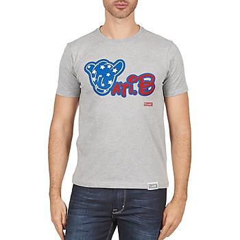 Kleidung Herren T-Shirts Wati B TSMIKUSA Grau