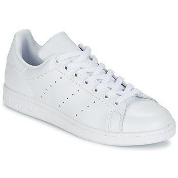 Schuhe Sneaker Low adidas Originals STAN SMITH Weiss