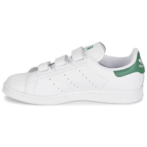 adidas Originals STAN SMITH CF Weiss / Grün  Schuhe Sneaker Low  94,99