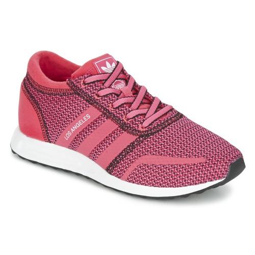 huge discount dc13d e668e Schuhe Damen Sneaker Low adidas Originals LOS ANGELES W Rose