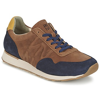 Schuhe Herren Sneaker Low El Naturalista WALKY Braun