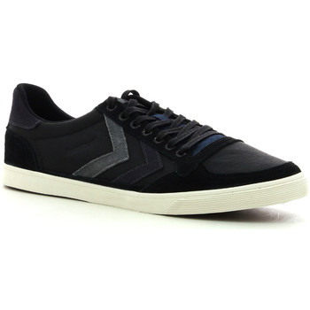 Schuhe Sneaker Low Hummel Ten Star Combo Low Schwarz