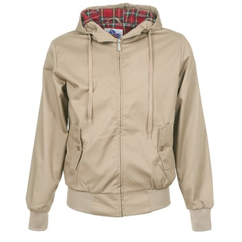 Jacken Harrington HARRINGTON HOODED Beige 350x350