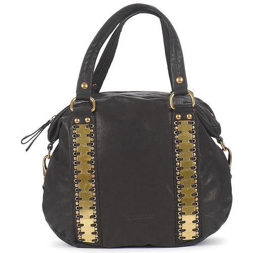 Taschen Damen Handtasche Scooter MS2F400109 Schwarz