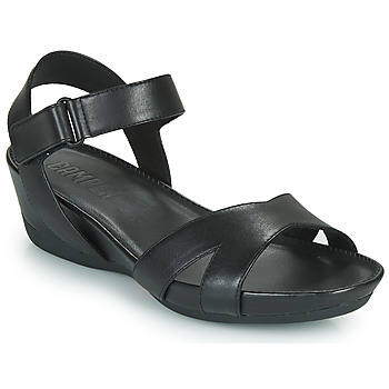 Schuhe Damen Sandalen / Sandaletten Camper MICRO Schwarz