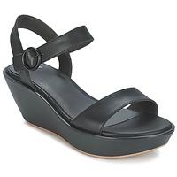 Schuhe Damen Sandalen / Sandaletten Camper DAMAS Schwarz