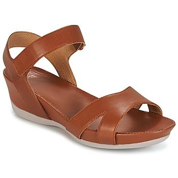 Schuhe Damen Sandalen / Sandaletten Camper MICRO Braun