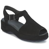 Schuhe Damen Sandalen / Sandaletten Camper DESSA Schwarz