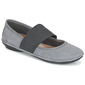 Schuhe Damen Ballerinas Camper RIGHT NINA Grau