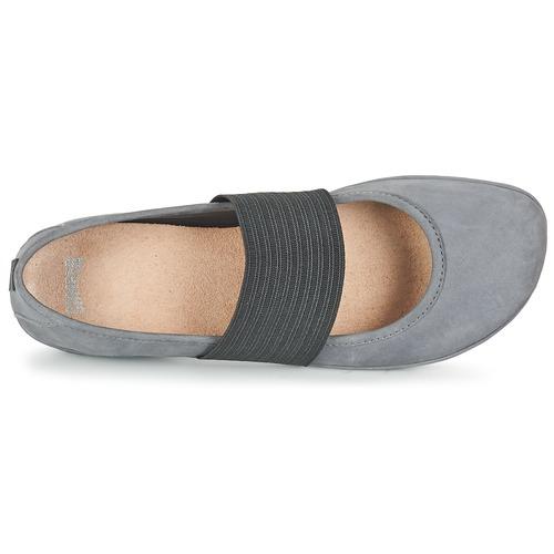 Camper RIGHT NINA Grau Damen  Schuhe Ballerinas Damen Grau 120 50fad7
