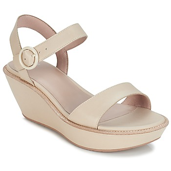 Schuhe Damen Sandalen / Sandaletten Camper DAMAS Beige