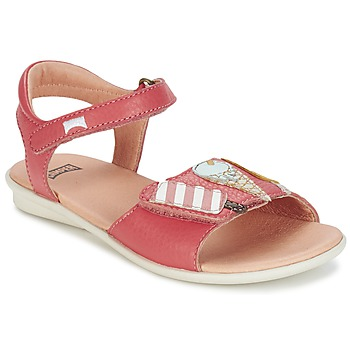 Schuhe Mädchen Sandalen / Sandaletten Camper TWS Rose