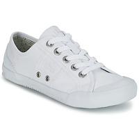 Schuhe Damen Sneaker Low TBS OPIACE Weiss