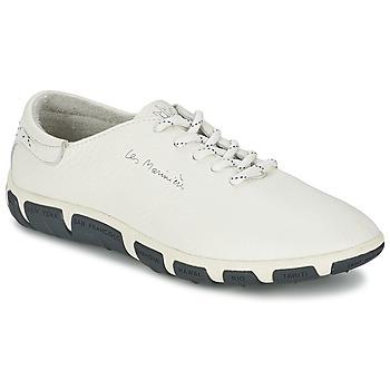 Schuhe Damen Sneaker Low TBS JAZARU Weiss