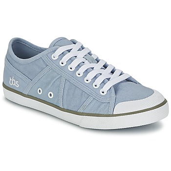 Schuhe Damen Sneaker Low TBS VIOLAY Blau