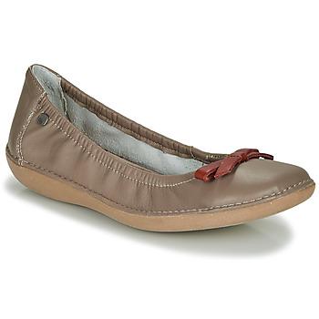 Schuhe Damen Ballerinas TBS MACASH Maulwurf