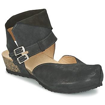 Schuhe Damen Sandalen / Sandaletten Think KESSY Schwarz