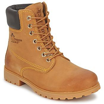 Schuhe Herren Boots Panama Jack PANAMA 03 Braun