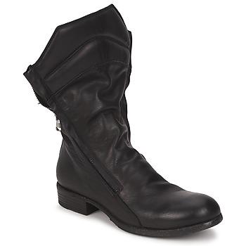 Stiefelletten / Boots Strategia FIOULI Schwarz 350x350