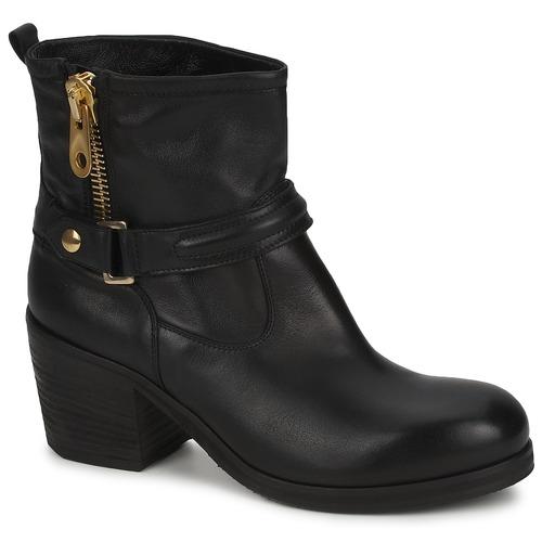 Strategia MAULIN Schwarz  Schuhe Low Boots Damen 249,60