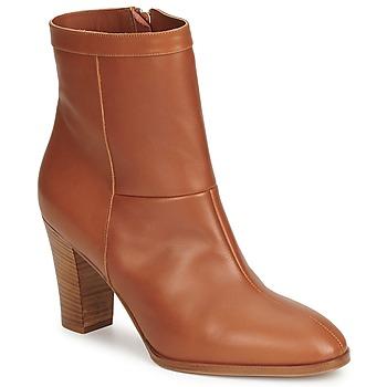 Schuhe Damen Low Boots Sonia Rykiel 654803 Braun
