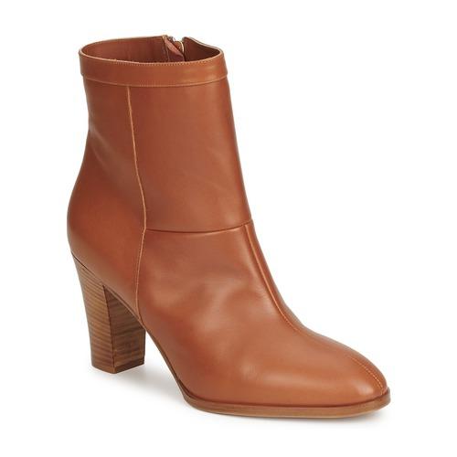 Sonia Rykiel 654803 Braun Schuhe Low Boots Damen 242,50