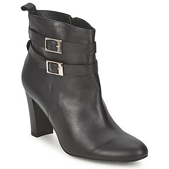 Schuhe Damen Low Boots Bocage ILIRO Schwarz