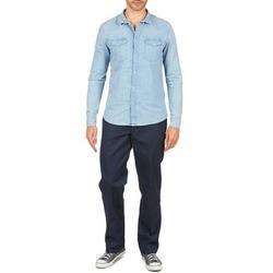 Kleidung Herren 5-Pocket-Hosen Dickies WORK PANT Marine