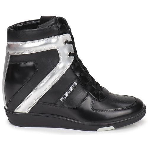 Bikkembergs JODIE 2 Schwarz  Schuhe Damen Sneaker High Damen Schuhe 124,50 d19e61