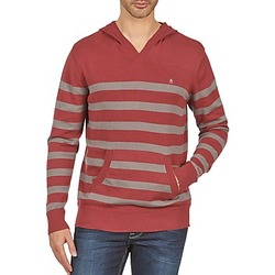 Kleidung Herren Sweatshirts Nixon MCKOY SWEATER MEN'S Bordeaux