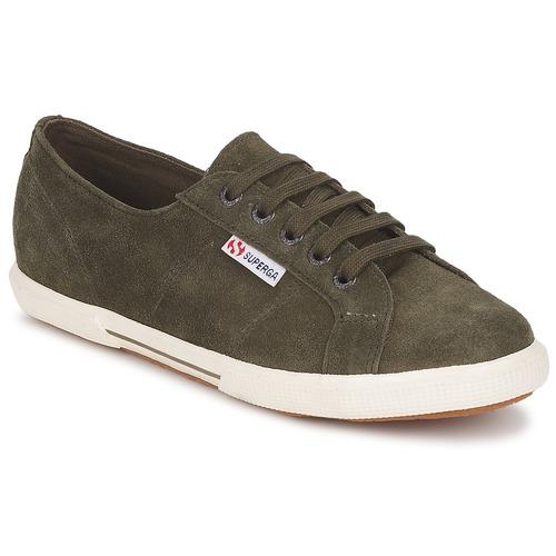 Superga 2950 Grün  Schuhe Sneaker Low  79,19