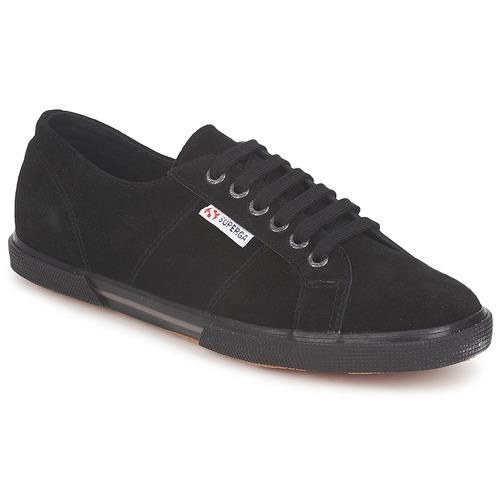 Superga 2950 Schwarz  Schuhe Sneaker Low  79,19