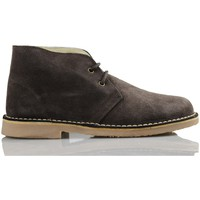 Schuhe Sneaker High Arantxa Arancha pisacacas safari unisex Lederstiefel BRAUN