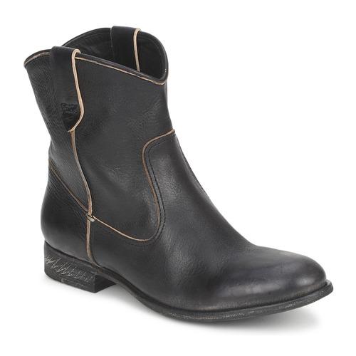 n.d.c. SAN MANUEL CAMARRA SLAVATO Schwarz  Schuhe Boots Damen 276,50