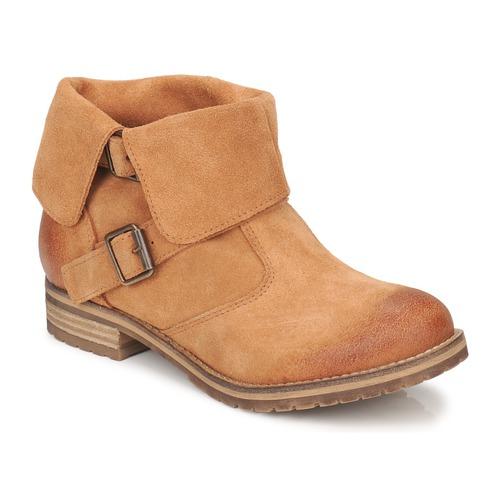 Stiefelletten / Boots Casual Attitude ELDONE Braun 350x350