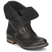 Schuhe Damen Boots Casual Attitude GRAVINE Schwarz