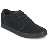 Schuhe Herren Sneaker Low Volcom GRIMM 2 Schwarz