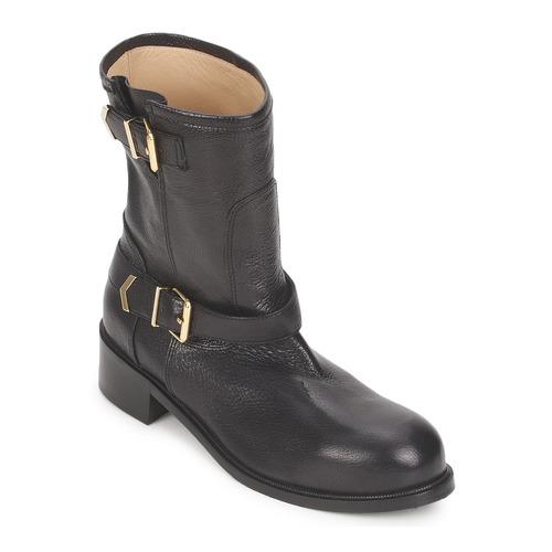 Kallisté 5609 Schwarz  Schuhe Boots Damen 315,20