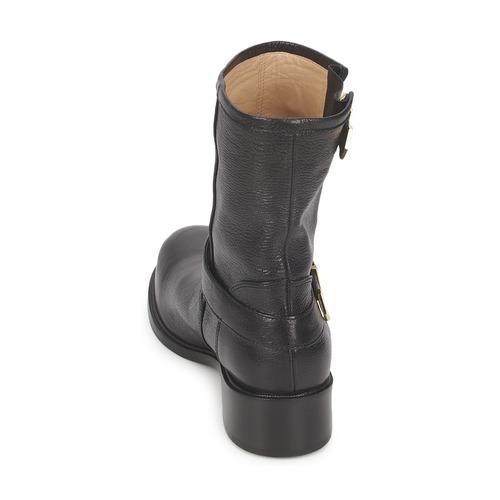 Kallisté 5609 Schwarz Schuhe Boots Damen 197